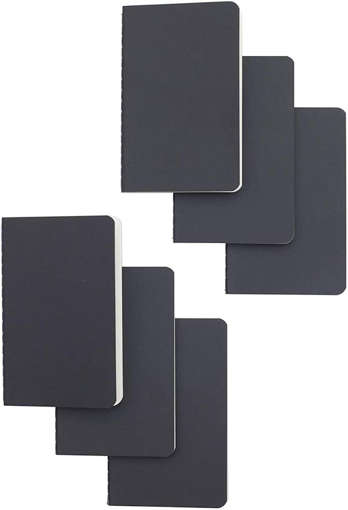 twone notebooks