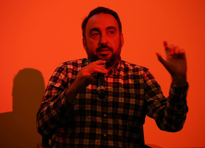 Alex Stamos speaks at WIRED25 Festival: WIRED Celebrates 25th Anniversary – Day 2 on October 14, 2018 in San Francisco, California. (Photo by Phillip Faraone/Getty Images for WIRED25 )
