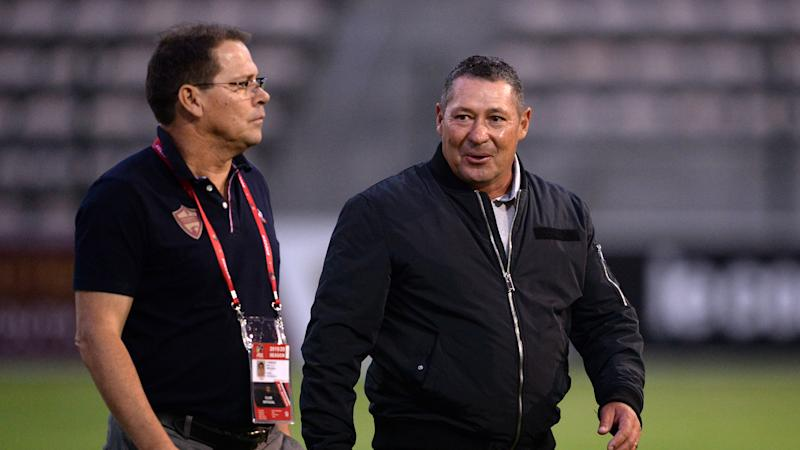 Stellenbosch coach Barker on why striker Rayners has desire to join SuperSport United