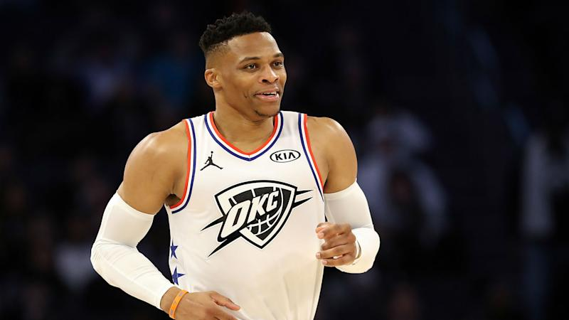 Russell Westbrook Averages Triple-Double For 3rd Straight Season