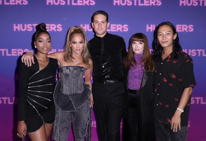 Jennifer Lopez Showed Guests Who's Boss at Last Night's New York Screening for Hustlers