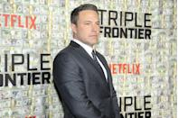 """<p>When Affleck signed on to play Batman in 2017's <em>Justice League</em>, he turned to Magnus Lygdback to help him get in shape for the role. """"Our goals to build Ben as Batman were to [prioritize] leg strength, stability,"""" Lygdback told <em><a href=""""https://www.menshealth.com/fitness/a27274173/ben-affleck-batman-workout/"""" rel=""""nofollow noopener"""" target=""""_blank"""" data-ylk=""""slk:Men's Health"""" class=""""link rapid-noclick-resp"""">Men's Health</a></em>. """"You know Batman's carrying around this heavy suit all day on set, so we needed Ben to have the support he needed to carry that suit.""""</p><p><a class=""""link rapid-noclick-resp"""" href=""""https://www.youtube.com/watch?v=FVycakwgoSA"""" rel=""""nofollow noopener"""" target=""""_blank"""" data-ylk=""""slk:Watch here"""">Watch here</a></p>"""