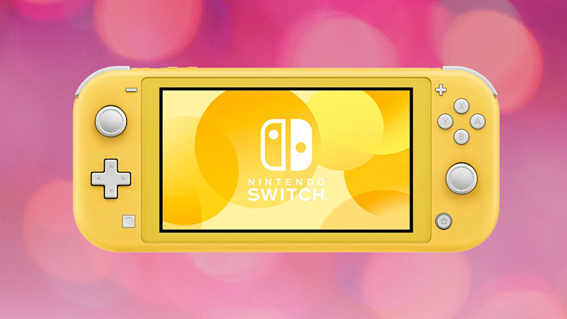 Nintendo Switch Lite. (Photo: Nintendo)