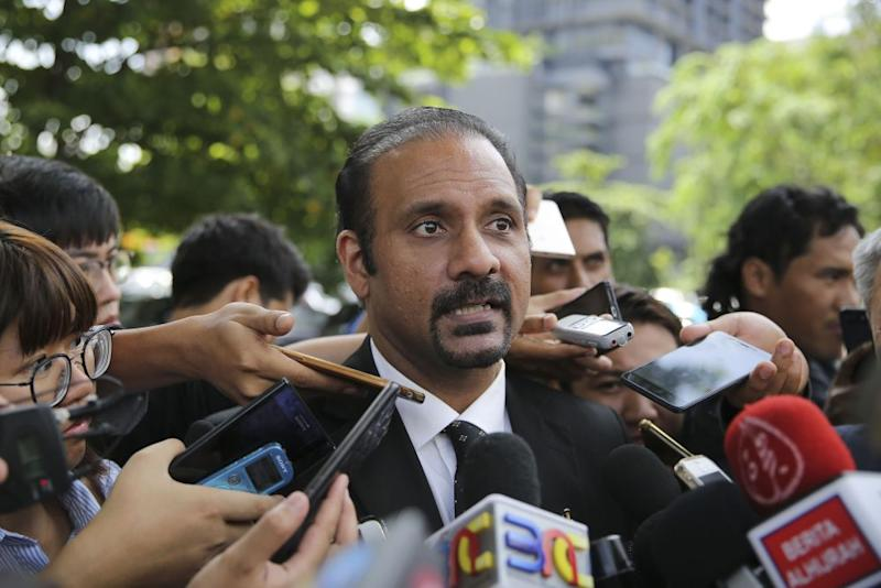 Ramkarpal (pic) had said on Thursday that Muhyiddin had failed to instruct the police to reopen investigations into Teoh Beng Hock's death. ― Picture by Yusof Mat Isa