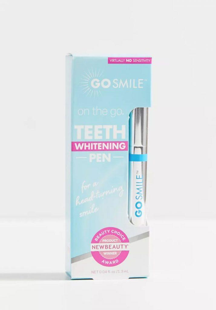 TikTok teeth-whitening pen