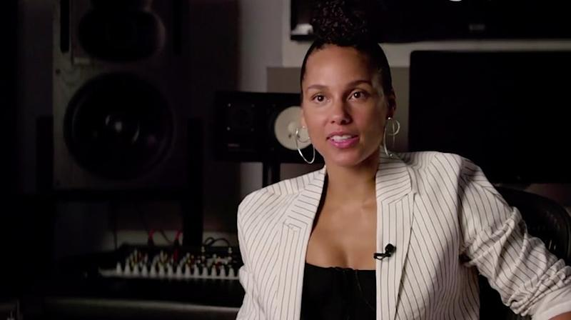 Watch Alicia Keys Proclaim 'The Best Art' Will Come From Civil Rights Activism