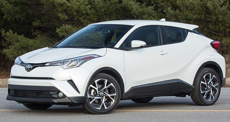 2018 Toyota C Hr Suv Targets A Younger Audience