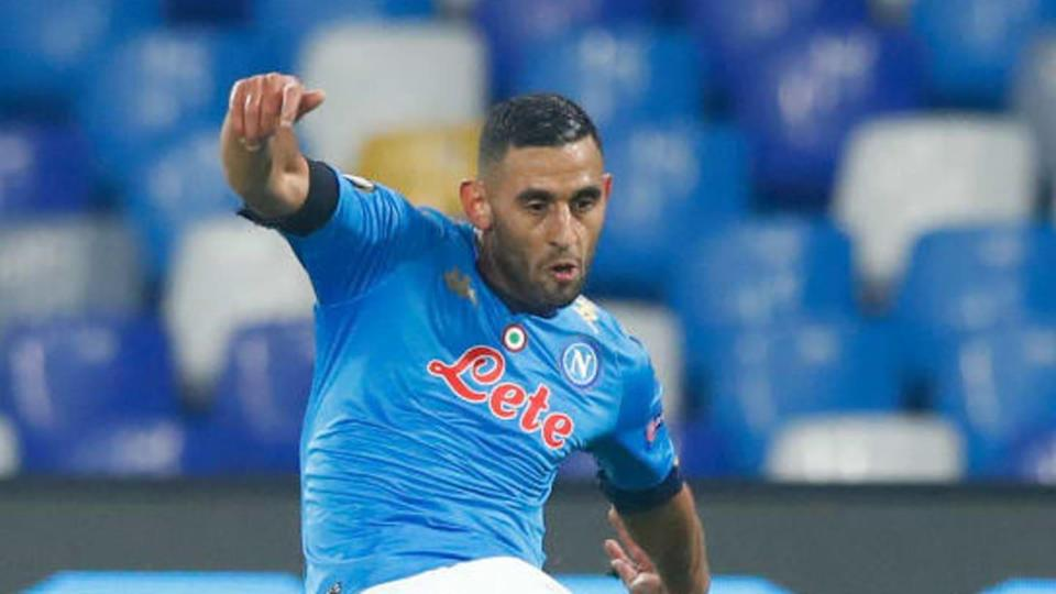 Faouzi Ghoulam | DeFodi Images/Getty Images