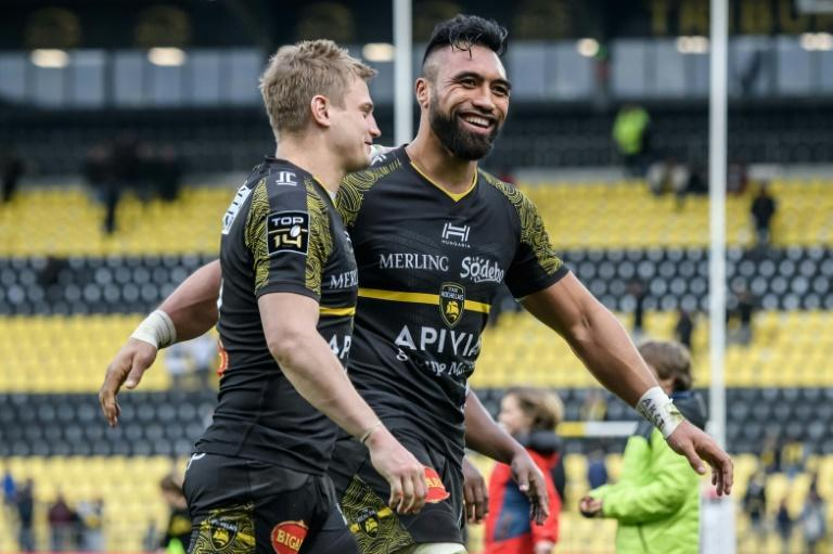 Victor Vito made 33 New Zealand appearances before joing La Rochelle in 2016