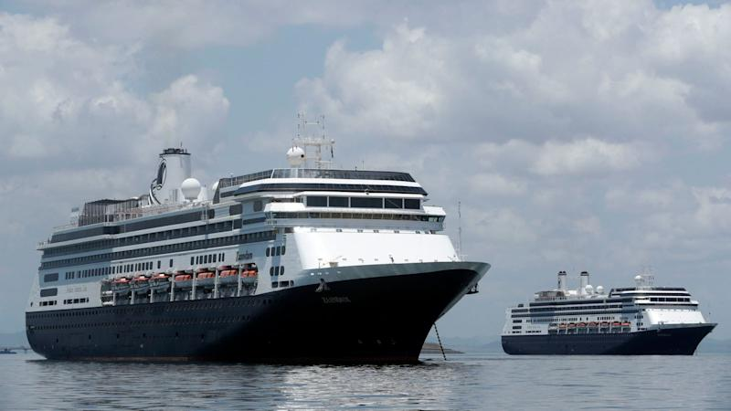 Four passengers have died on the MS Zaandam