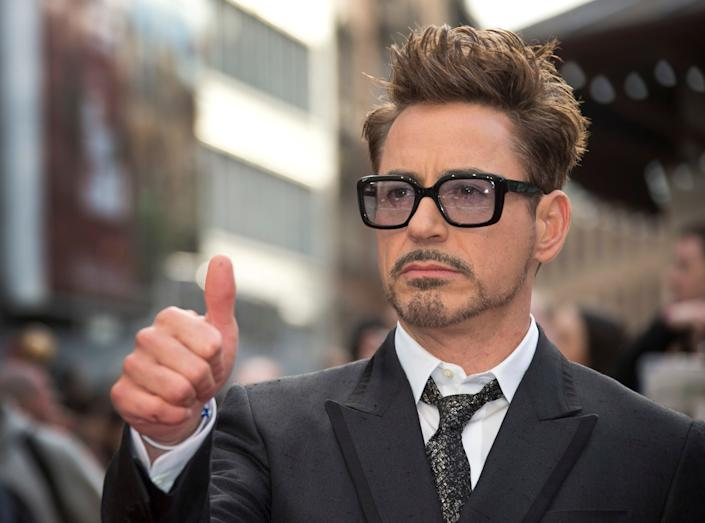 "<a href=""http://www.nbcnewyork.com/entertainment/celebrity/Downey-Jr-Dishes-to-Rolling-Stone--92440874.html"" rel=""nofollow noopener"" target=""_blank"" data-ylk=""slk:""Robert Downey Jr. said he started smoking weed at age 8."""" class=""link rapid-noclick-resp"">""Robert Downey Jr. said he started smoking weed at age 8.""</a>"