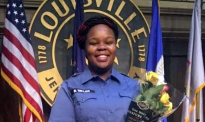 911 call from Breonna Taylor's shooting death released