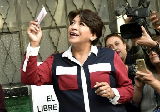 Mexico ruling party faces clutch vote in key state
