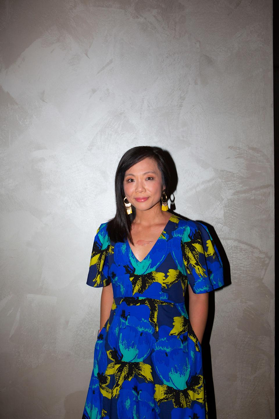 White House correspondent for CBS News Weijia Jiang