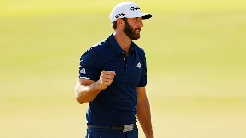 Johnson wins Tour Championship to clinch FedEx Cup title