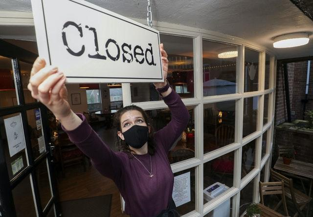 Restaurants in Tier 3 areas will be closed