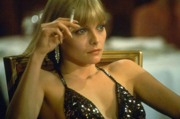 PHOTO: Michelle Pfeiffer in 'Scarface,' 1983. (IMDb)