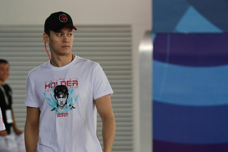 Chinese swimmer Sun Yang is a triple Olympic champion hoping to secure more golds at the Asian Games