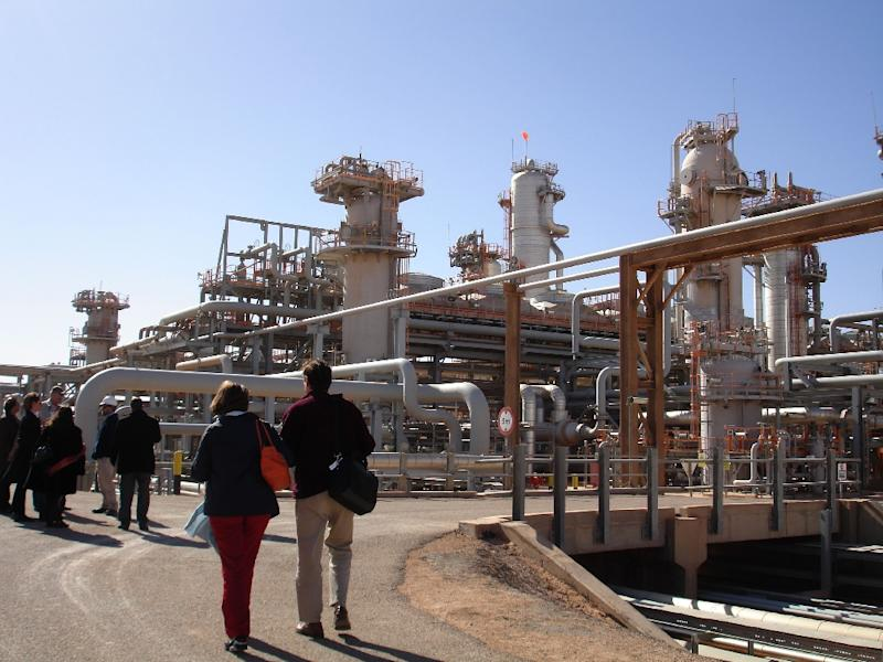 The Krechba plant at In Salah was the world's first onshore carbon capture and sequestration facility