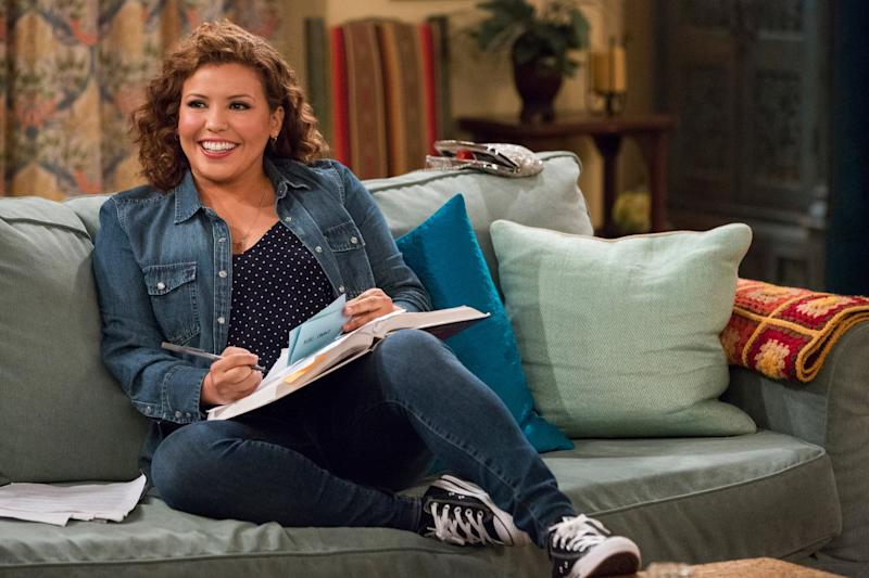 ONE DAY AT A TIME, Justina Machado, (Season 2, Episode 207, aired January 26, 2018), ph: Mike Yarish / Netflix / courtesy Everett Collection