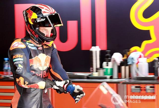 """Johann Zarco, Red Bull KTM Factory Racing <span class=""""copyright"""">Gold and Goose / LAT Images</span>"""