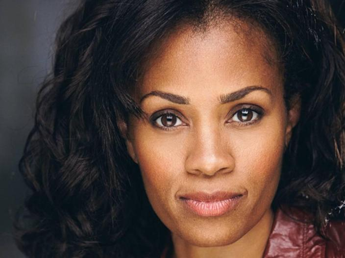 """Maahra Hill plays a lawyer and single mom in the OWN television series """"Delilah,"""" which is filming in Charlotte."""