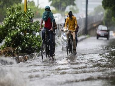 Rain-related incidents leave two dead in UP, one in Bihar; Delhi receives heaviest downpour this season