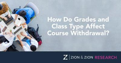 Zion & Zion Research Study - How Do Grades and Class Type Affect Course Withdrawal?