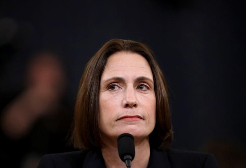 Fiona Hill Faces Off With Republicans in Impeachment Inquiry