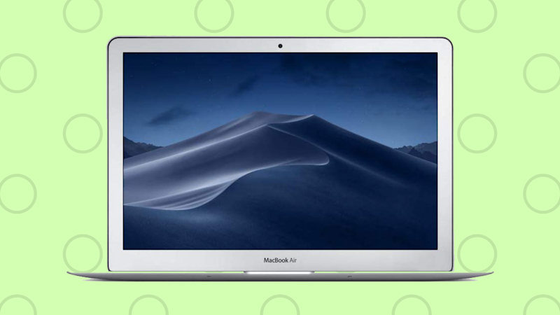 This MacBook Air is $249 off! (Photo: Amazon)