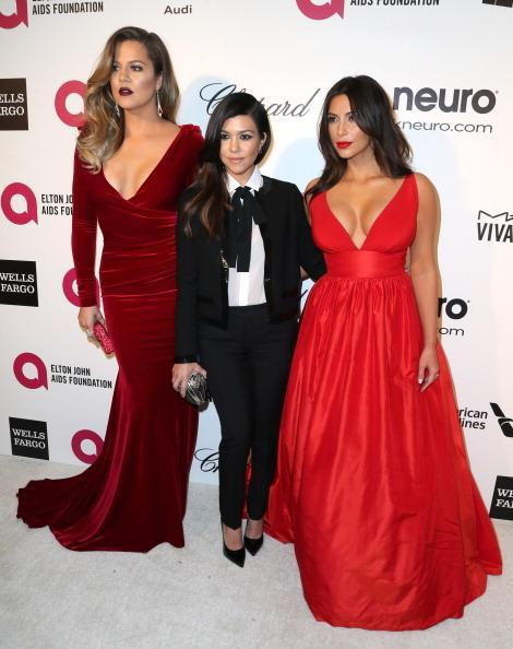 <p>Sure, the Kardashian sisters have had their ups and downs in the wardrobe department, but when they get it right boy do they look incredible. [<i>Photo: Getty] </i></p>