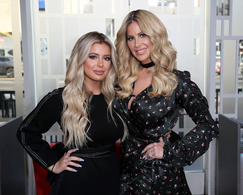 Brielle Biermann has new look after dissolving her lip fillers