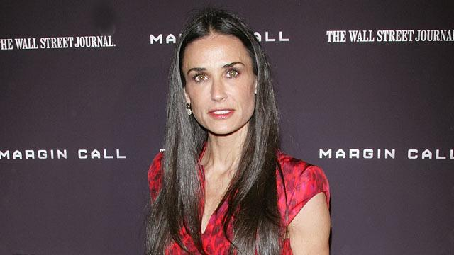 Demi Moore 911 Call: Actress 'Convulsing,' 'Smoked Something'