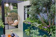 <p><strong>BALCONY GARDEN</strong></p><p>Designed by Michael Coley, this balcony garden is a quiet place tucked away up high in the sky for contemplation and relaxation.</p>