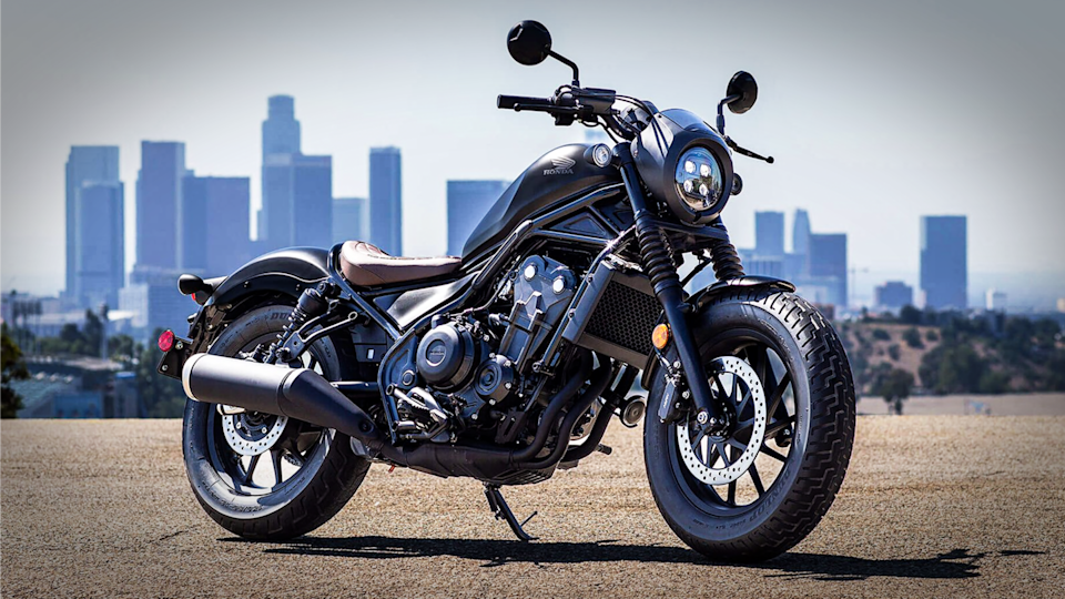 Honda Rebel 1100, with four riding modes, launched in Thailand
