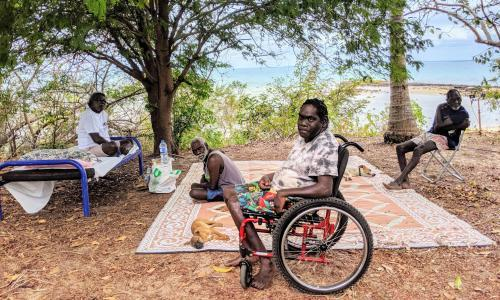 The land the NDIS forgot: the remote Indigenous communities losing the postcode lottery