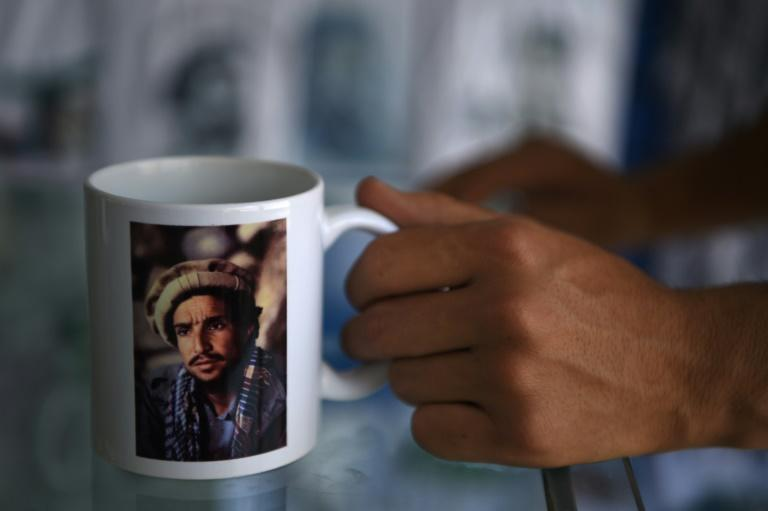 Ahmad Shah Massoud, the late military and political Afghan leader, was killed aged 47 in 2001 by a team of Al-Qaeda bombers posing as journalists (AFP Photo/Wakil KOHSAR)