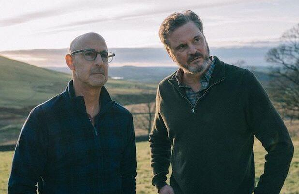 Stanley Tucci-Colin Firth Drama 'Supernova' Acquired by Bleecker Street