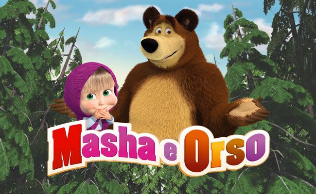 Result of dvd canzoni masha e orso u my sweet home