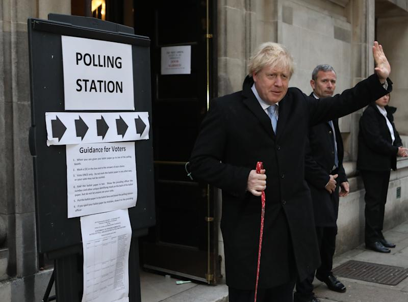 <strong>Prime minister Boris Johnson</strong> (Photo: PA Wire/PA Images)