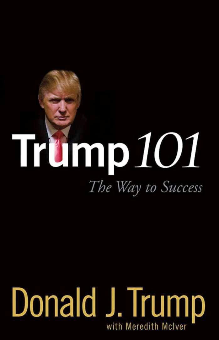 """In his 2006 book <em>Trump 101: The Way to Success</em>, Trump wrote: """"Beauty and elegance, whether in a woman, a building, or a work of art, is not just superficial or something pretty to see."""""""