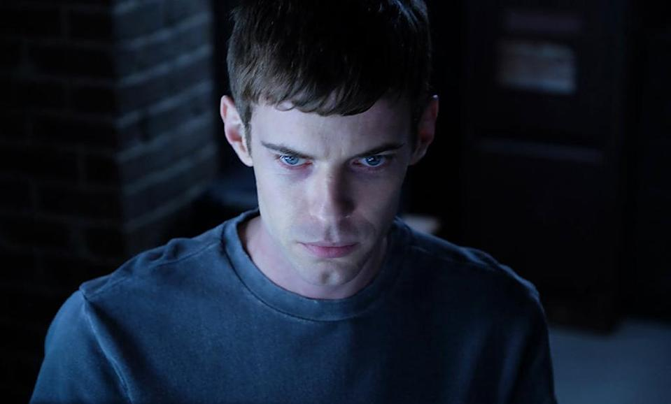 """<p><strong>The 1-Sentence Pitch: </strong>A computer wiz psychopath """"is charging on all cylinders after getting away with the massacre of his dreams,"""" says Harry Treadaway, who plays the aforementioned psycho, Brady. Now, the killer is determined to drive the cop who couldn't catch him (Brendan Gleeson) to commit suicide.<br><br><strong>What to Expect: </strong>""""This is dark, twisted stuff, and unfortunately it is going on in the real world. Psychopaths live in our cul-de-sacs and there are way more of them than I care to think about,"""" says Treadaway of the series, based on Stephen King's 2014 bestseller. """"Stephen King weaves that believable evil into such normal residential settings. It's f–king mental getting your head around that.""""<br><br><strong>Meeting of the Minds:</strong> Gleeson was the first actor who came to exec producer David E. Kelley's mind when it came to casting as curmudgeon cop Bill Hodges. """"I just adored Hodges on the page with his very human and compassionate nucleus surrounded by an outward grumpiness. Brendan has a similar quality,"""" says Kelley. """"He doesn't ask people to so much as <em>like</em> him, yet you love him."""" Turns out he wasn't the only one who thought the <em>Harry Potter</em> actor would be perfect. Says Kelley, """"We had never discussed it, but it turns out that he was who Stephen King wanted to play Hodges too."""" <em>— CB</em><br><br>(Photo: Sonar Entertainment/Audience Network) </p>"""
