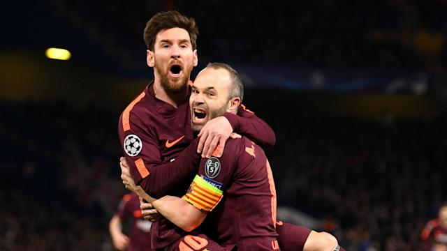 Lionel Messi may have given his side a crucial away goal at Chelsea, but the Blaugrana boss says the last-16 tie remains in the balance