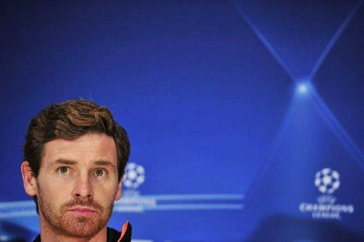 Andre Villas-Boas, pictured in 2011, was sacked as Chelsea manager on Sunday