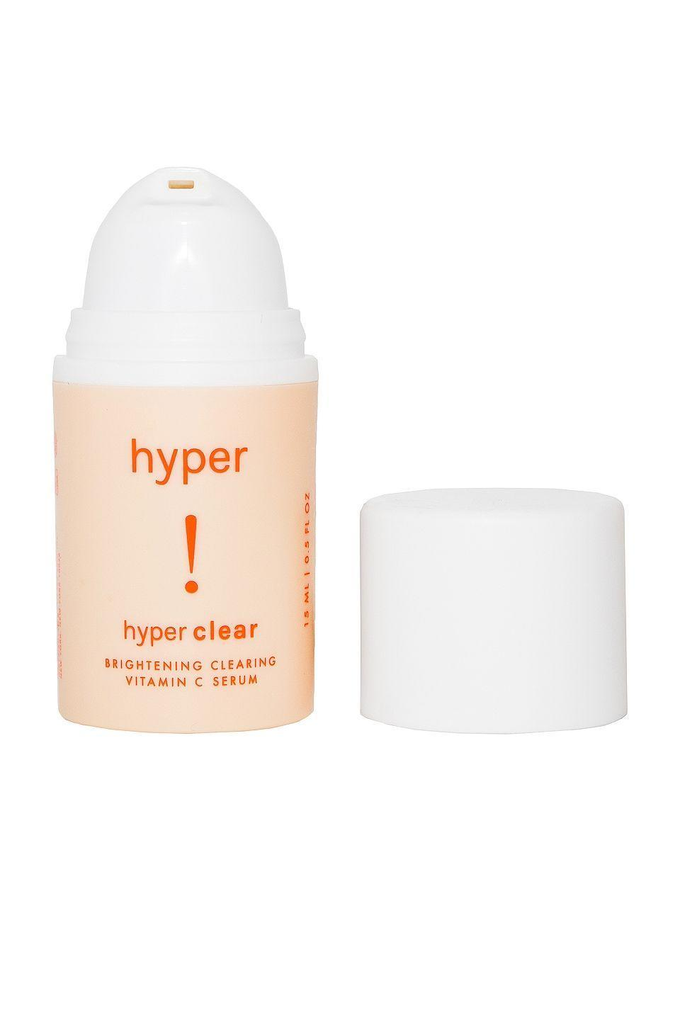 "<p><strong>Hyper Skin</strong></p><p>revolve.com</p><p><strong>$36.00</strong></p><p><a href=""https://go.redirectingat.com?id=74968X1596630&url=https%3A%2F%2Fwww.revolve.com%2Fdp%2FHYPR-WU1%2F&sref=https%3A%2F%2Fwww.cosmopolitan.com%2Fstyle-beauty%2Fbeauty%2Fg12091058%2Fbest-vitamin-c-serum-face-skin%2F"" rel=""nofollow noopener"" target=""_blank"" data-ylk=""slk:Shop Now"" class=""link rapid-noclick-resp"">Shop Now</a></p><p>Everyone—no matter your skin type or skin tone—can use this brightening face serum. It's<strong> filled with 15 percent vitamin C, turmeric, kojic acid, and fruit enzymes </strong>which work together to dramatically fade dark spots and old <a href=""https://www.cosmopolitan.com/style-beauty/beauty/advice/g3017/how-to-get-rid-of-acne-scars/"" rel=""nofollow noopener"" target=""_blank"" data-ylk=""slk:acne scars"" class=""link rapid-noclick-resp"">acne scars</a>.</p>"