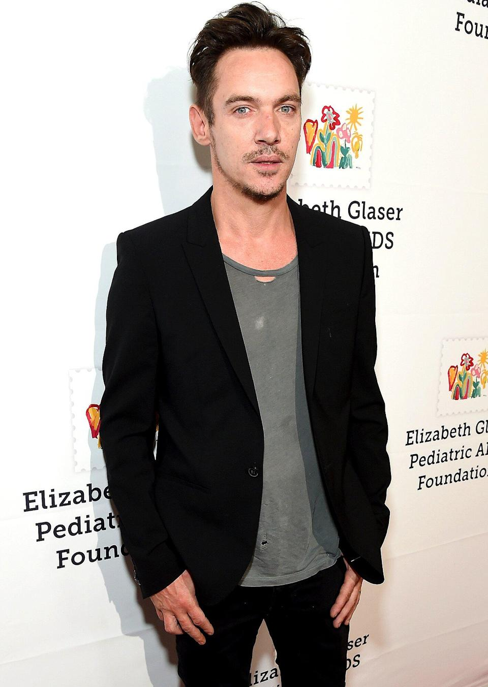 Jonathan Rhys Meyers Charged with DUI in Malibu Following Minor Car Crash