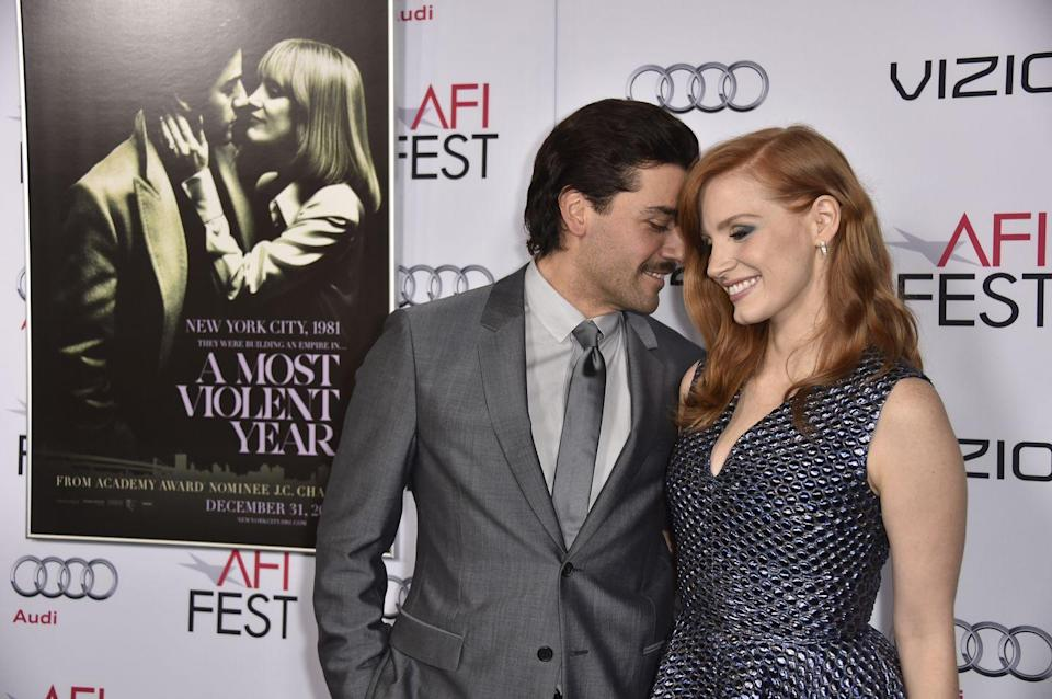 """<p>HBO's update of Ingmar Bergman's 1973 film (or series, depending on who you talk to) of the same name will be headlined by wonderful duo: Jessica Chastain and a <a href=""""https://www.menshealth.com/entertainment/a34484059/moon-knight-disney-plus-cast-details/"""" rel=""""nofollow noopener"""" target=""""_blank"""" data-ylk=""""slk:suddenly-very-busy Oscar Isaac"""" class=""""link rapid-noclick-resp"""">suddenly-very-busy Oscar Isaac</a>. The show, which will show various points of a deteriorating relationship over the course of a decade, is currently in production and should be released at some point in 2021. </p>"""