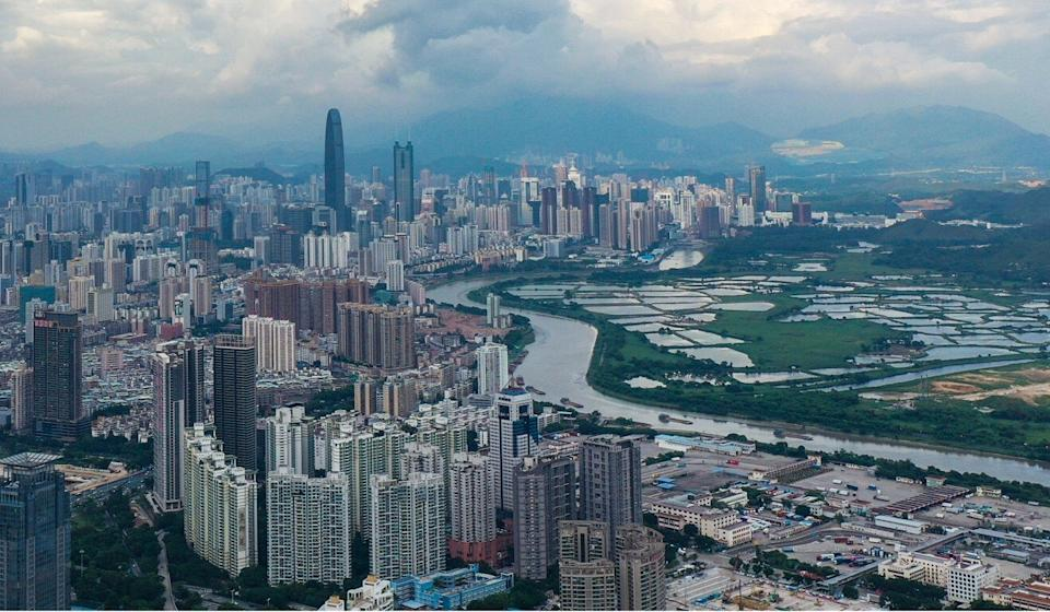 Salary increases in Shenzhen next year are likely to range between 5.5 and 6.8 per cent. Photo: Xinhua