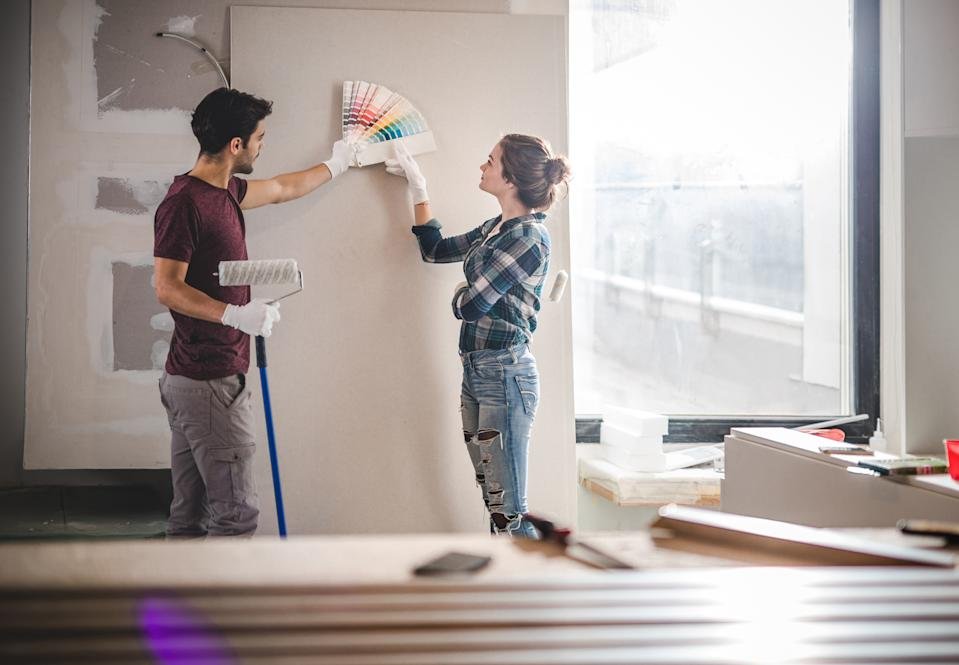 Do you live in a DIY hotspot? (Getty Images)