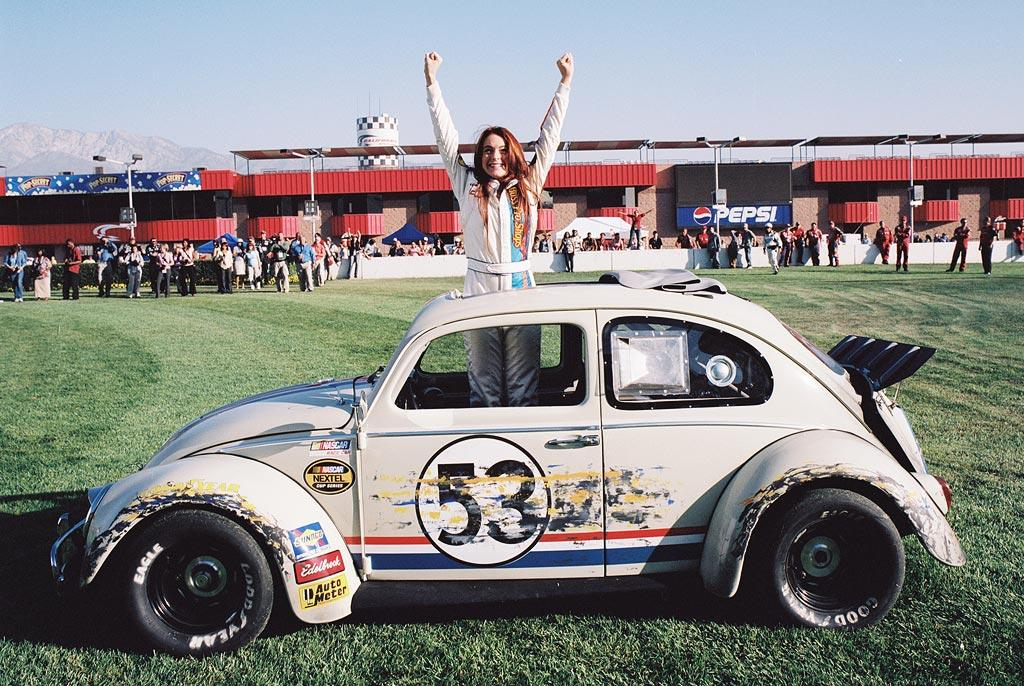 "1963 MODEL 117 VOLKSWAGEN TYPE 1 ""BEETLE"" DELUXE  As Seen In: <a href=""http://movies.yahoo.com/movie/1808404374/info"">Herbie: Fully Loaded</a>  Key Technical Specs: 34 horsepower, 1.1L 4 cylinder engine; sentience.   Ever longed for a set of wheels that handled like a dream, was fuel efficient, and would follow you around like a love-hungry golden retriever? If so, this might be your dream car. It's sporty enough to compete in NASCAR, yet so dependable even <a href=""http://movies.yahoo.com/movie/contributor/1800025964"">Lindsay Lohan</a> can drive it without endangering others.   Available Options: May develop a romantic interest in a New Beetle."